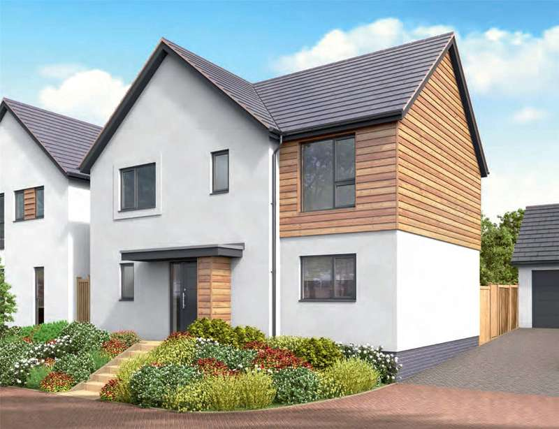4 Bedrooms Detached House for sale in Marldon, Paignton
