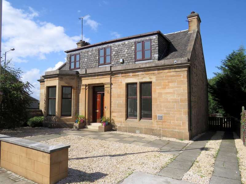 5 Bedrooms Detached House for sale in Weir Street, Falkirk FK1