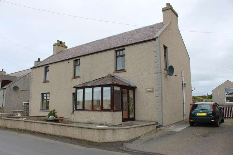 2 Bedrooms Semi Detached House for sale in 5a Gill Pier, Westray, Orkney KW17