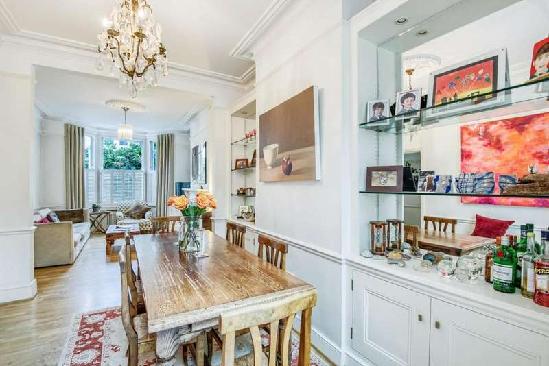 5 Bedrooms Terraced House for sale in Oxberry Avenue, Fulham