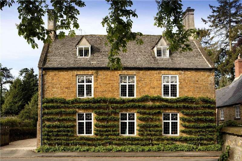 6 Bedrooms House for sale in Manor Road, Sandford St. Martin, Chipping Norton, Oxfordshire, OX7