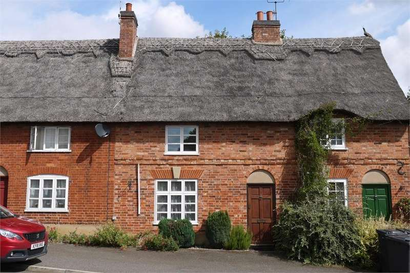 2 Bedrooms Cottage House for sale in Welford Road, South Kilworth, Lutterworth, Leicestershire