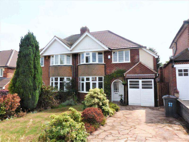 3 Bedrooms House for sale in Rowan Road, Sutton Coldfield