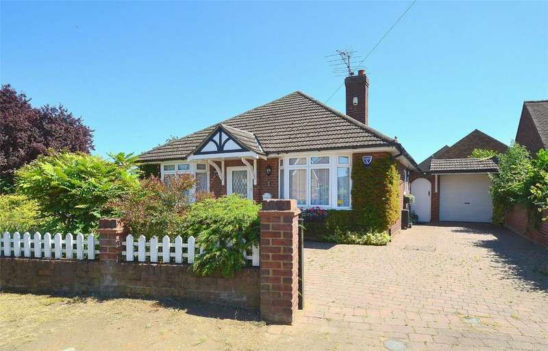 2 Bedrooms Detached Bungalow for sale in Hitchmead Road, Biggleswade, Bedfordshire