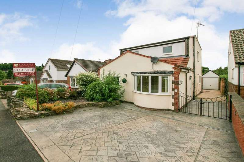 5 Bedrooms Detached House for sale in Holmley Bank, Dronfield, Derbyshire S18 2HP