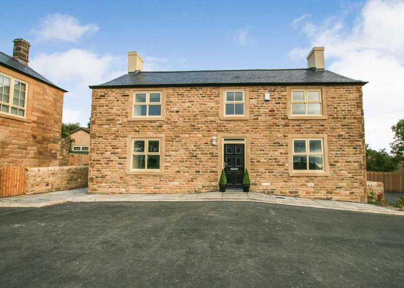 4 Bedrooms Detached House for sale in The Horns Inn, Main Road, Holmesfield, Derbyshire, S18 7WT