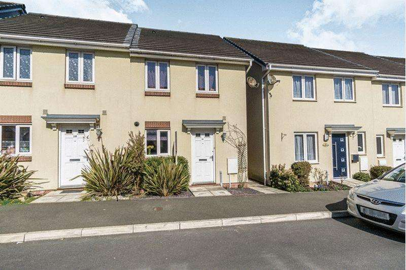 2 Bedrooms Semi Detached House for sale in Bridge View, Plymouth