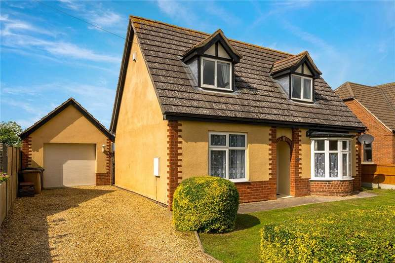 4 Bedrooms Detached House for sale in Hale Road, Heckington, Sleaford, Lincolnshire, NG34