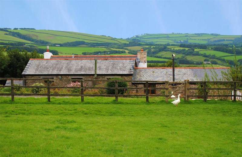 4 Bedrooms Equestrian Facility Character Property for sale in Parracombe, Barnstaple