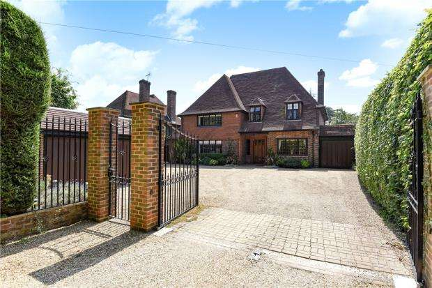 6 Bedrooms Detached House for sale in London Road, Sunningdale, Ascot