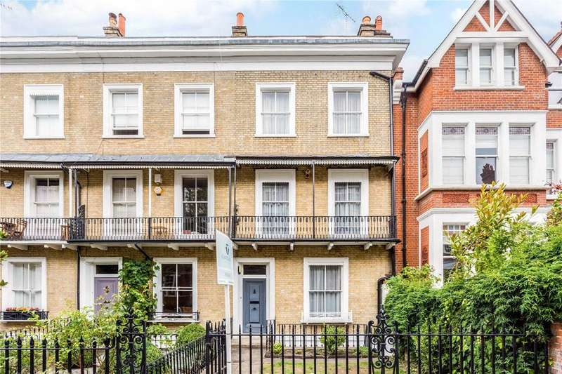 6 Bedrooms Terraced House for sale in Richmond Hill, Richmond, Surrey, TW10