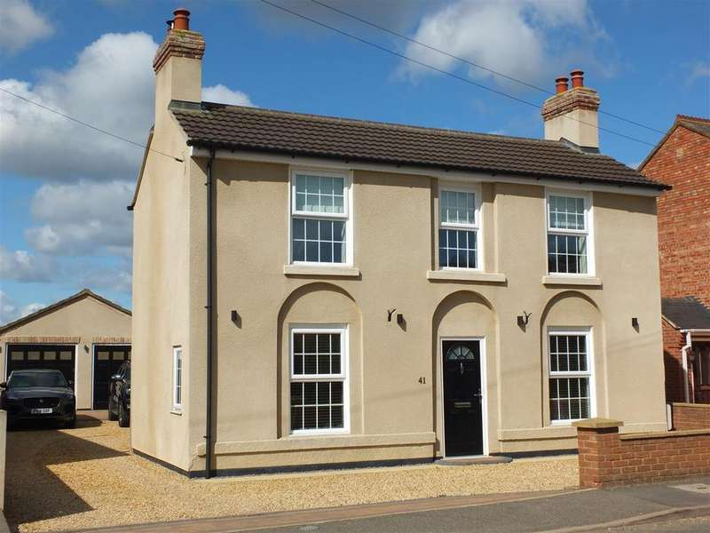 3 Bedrooms Detached House for sale in Little London, Long Sutton