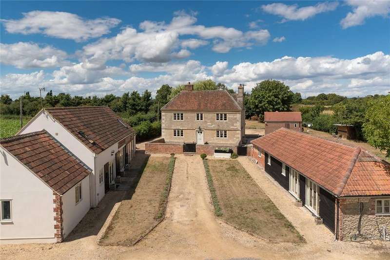 4 Bedrooms Unique Property for sale in Lamberts Marsh, Southwick, Wiltshire, BA14