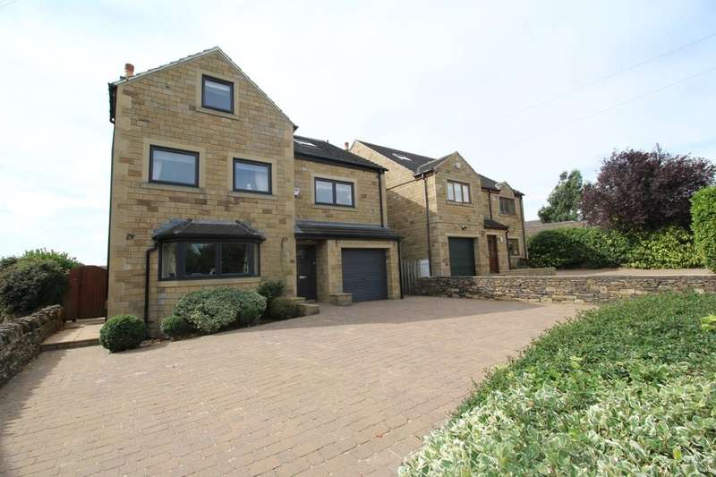 5 Bedrooms Detached House for sale in Halifax Road, Liversedge, WF15
