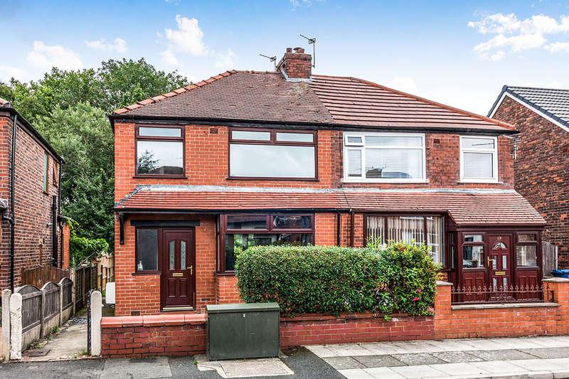 3 Bedrooms Semi Detached House for sale in Pembroke Drive, Bury, BL9
