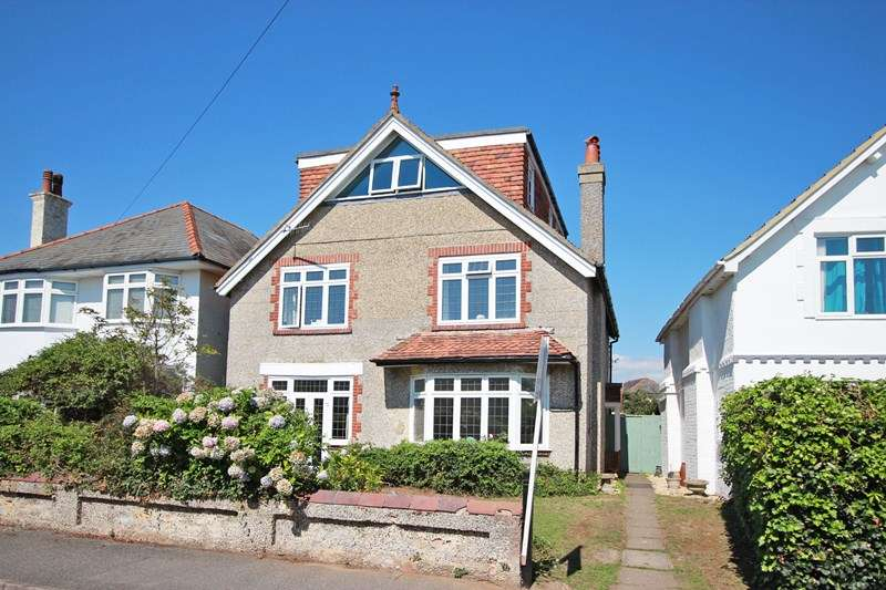 5 Bedrooms Detached House for sale in Heatherlea Road, Southbourne, Bournemouth