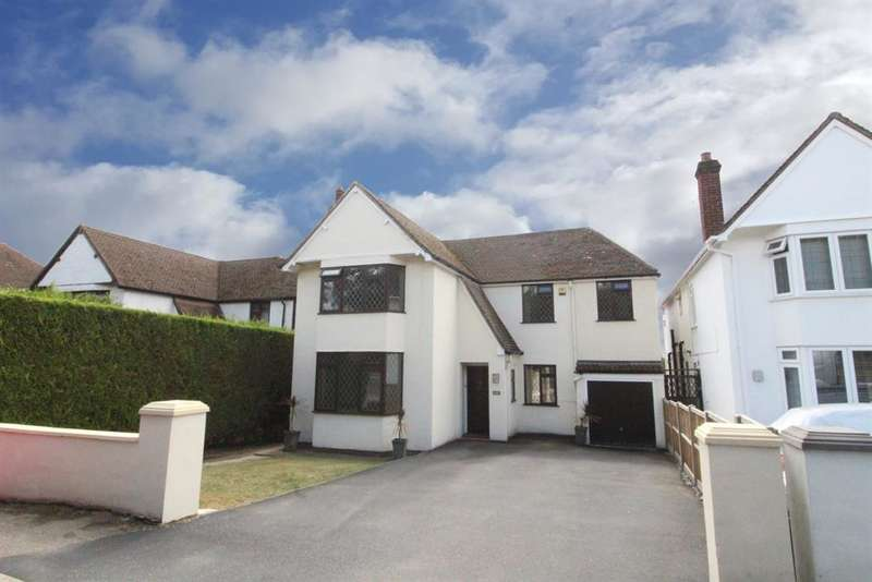 5 Bedrooms Detached House for sale in Wokingham Road, Earley, Reading, RG6