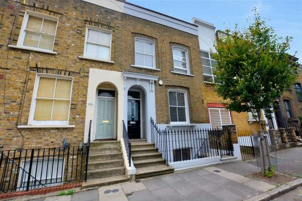 2 Bedrooms Terraced House for sale in Driffield Road, London, Greater London, E3 5NE