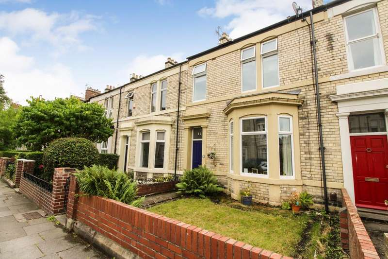 5 Bedrooms Terraced House for sale in Alma Place, North Shields