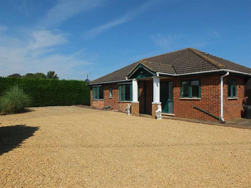 3 Bedrooms Detached Bungalow for sale in Jarvis Gate, Sutton St. James