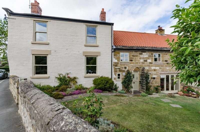 5 Bedrooms Cottage House for sale in Back Lane, Badsworth