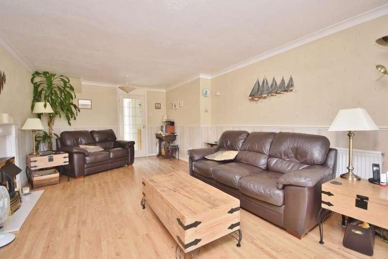 4 Bedrooms Terraced House for sale in Hammond Road, Basingstoke, RG21