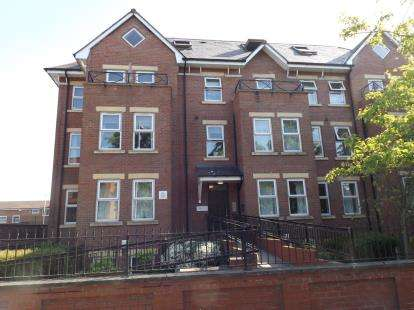 1 Bedroom Flat for sale in Village Gate, Wilbraham Road Manchester, Manchester, Greater Manchester