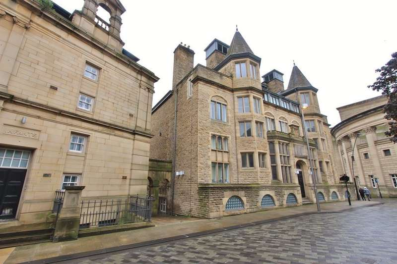 1 Bedroom Flat for sale in Bow House,Holly Street, Sheffield, S1 2GT