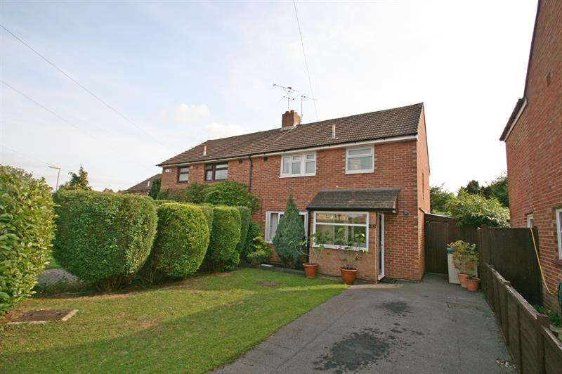 3 Bedrooms Semi Detached House for sale in Ramsdale Avenue, Leigh Park, Havant