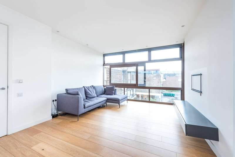 2 Bedrooms Flat for sale in Cabanel Place, Kennington, SE11