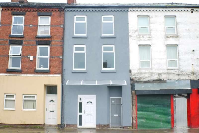 4 Bedrooms Flat for sale in Holt Road, Kensington, Liverpool