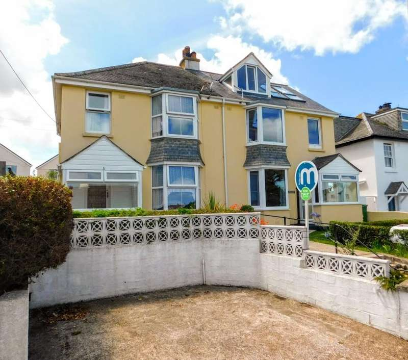 3 Bedrooms Semi Detached House for sale in St Ives - Walking Distance to Town Beaches