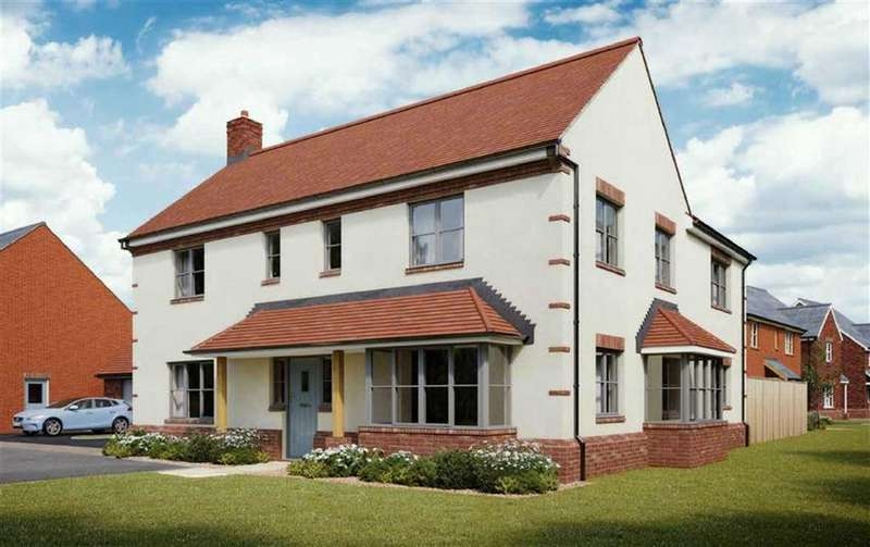 5 Bedrooms Detached House for sale in Ashleworth, Gloucester
