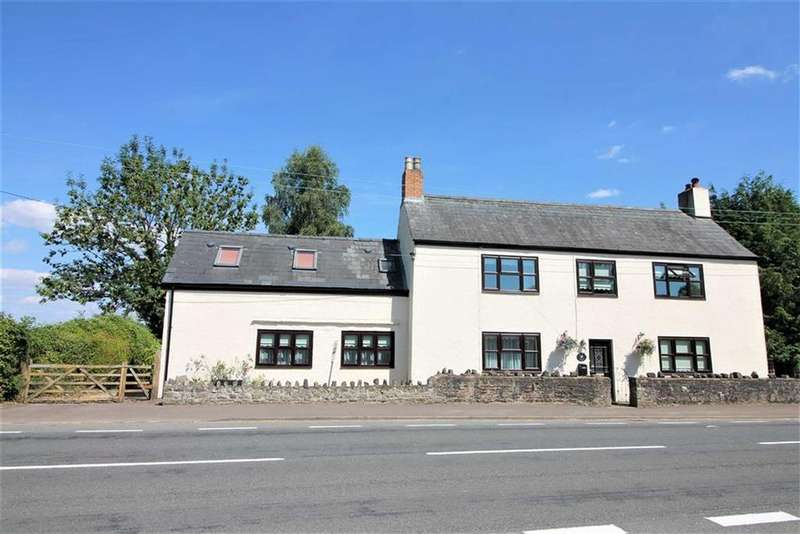 5 Bedrooms Cottage House for sale in English Bicknor, Gloucestershire