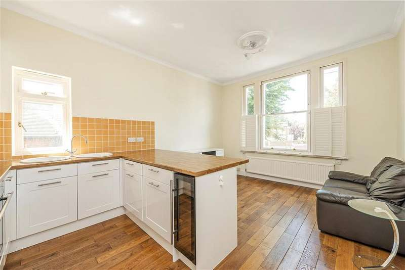 1 Bedroom Flat for sale in Dorville Crescent, W6