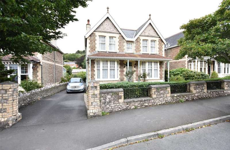 5 Bedrooms Detached House for sale in Bicclescombe Park Road, Ilfracombe