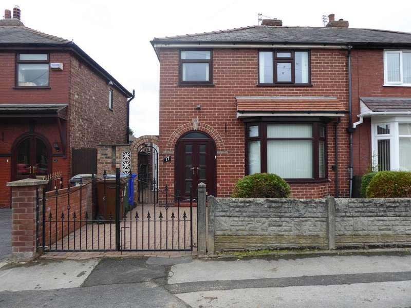 3 Bedrooms Semi Detached House for sale in Tennyson Road, Droylsden, M43