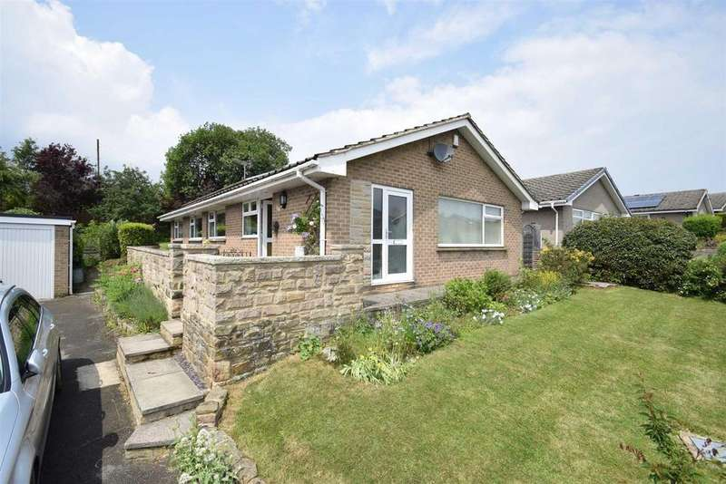 4 Bedrooms Detached Bungalow for sale in Lums Hill Rise, Matlock