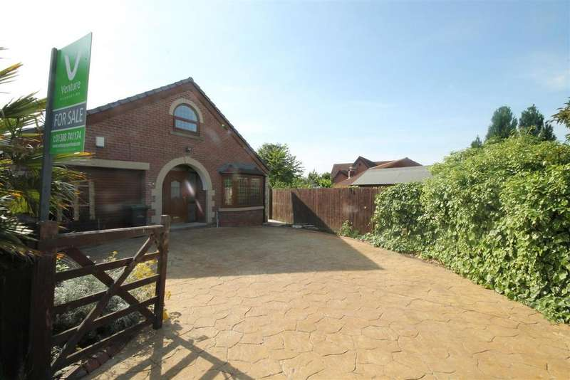 4 Bedrooms Detached Bungalow for sale in Country View, Oakenshaw