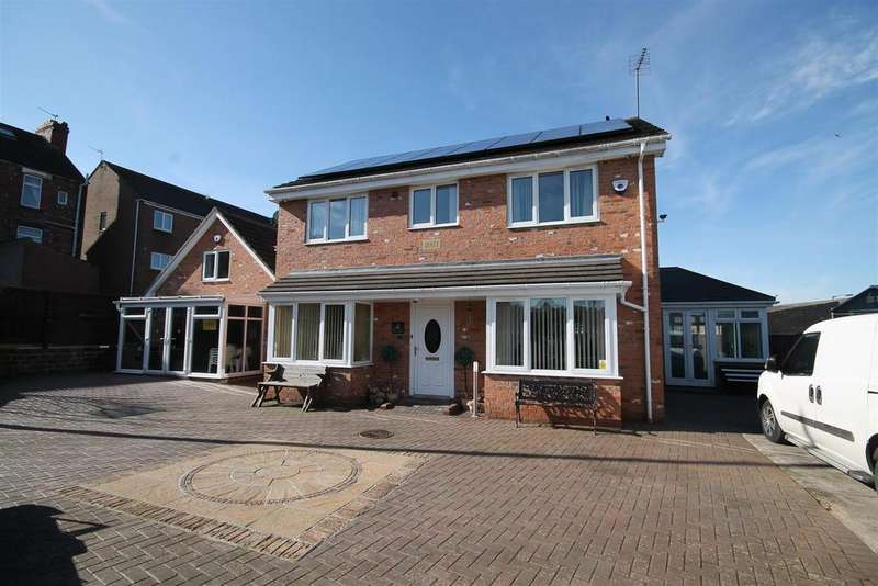 4 Bedrooms Detached House for sale in Milton Street, Crook