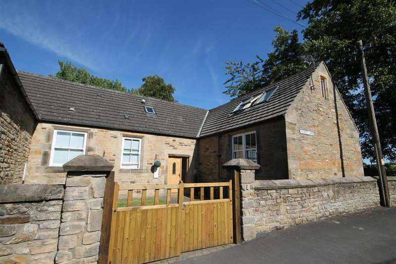 5 Bedrooms Semi Detached House for sale in Church Lane, Hunwick