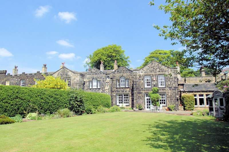 5 Bedrooms Semi Detached House for sale in 'Willow Hall East' Upper Willow Hall, Burnley Road, Haliax HX2