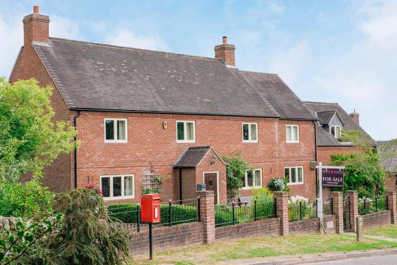 7 Bedrooms Detached House for sale in Church Lane, Mugginton