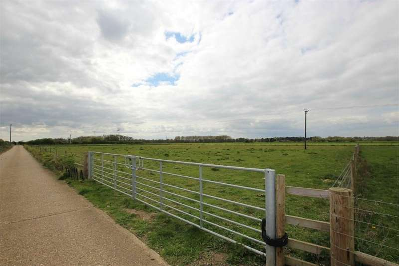 Plot Commercial for sale in Cambridge Road, Langford, Biggleswade, SG18