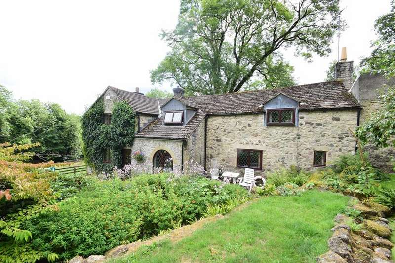 3 Bedrooms Cottage House for sale in Matlock Bath
