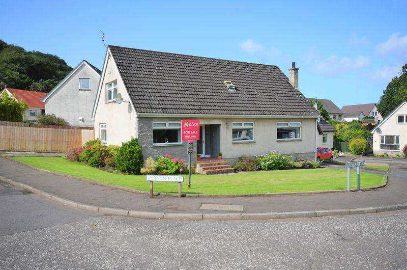 5 Bedrooms Detached Villa House for sale in 21 Parkthorn View, Dundonald KA2 9EY