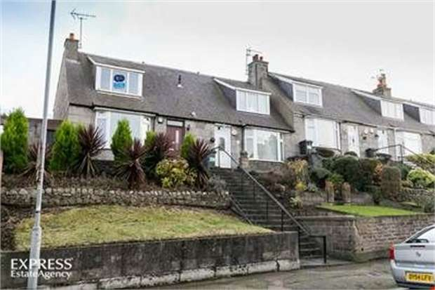 3 Bedrooms End Of Terrace House for sale in Grampian Road, Aberdeen