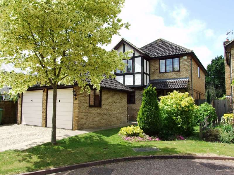 4 Bedrooms Detached House for sale in Shorland Oaks, Warfield, Berkshire, RG42