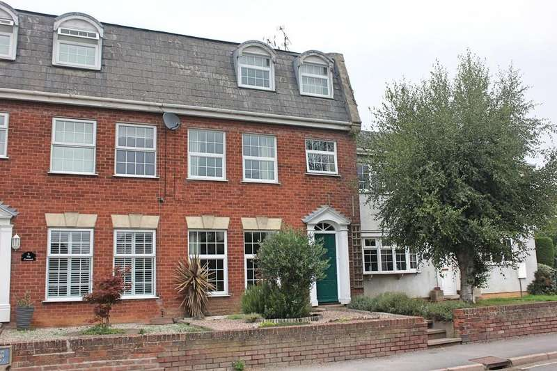 4 Bedrooms Town House for sale in The Crescent, Great Glen, Leicester