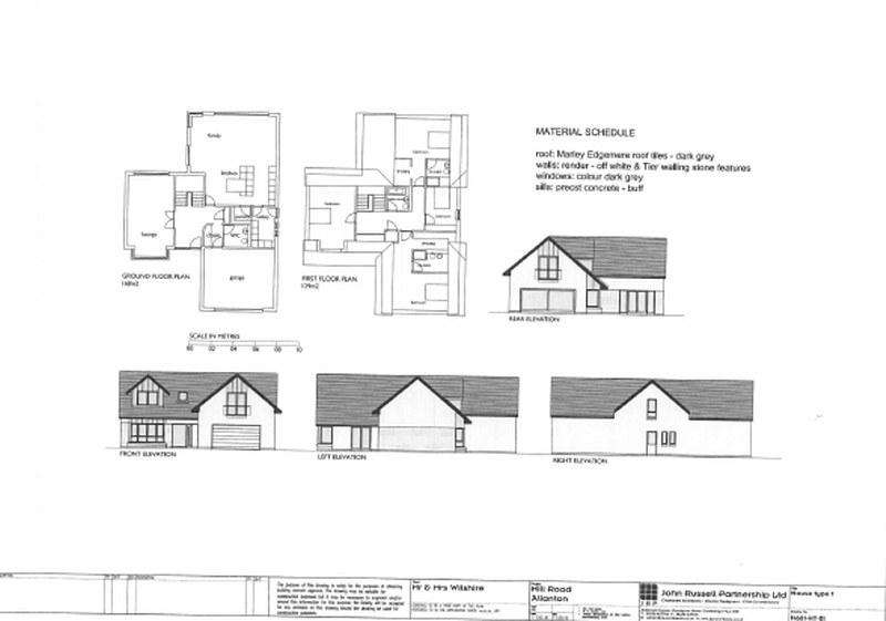 4 Bedrooms Plot Commercial for sale in Plot 4 Mill Road, Shotts ML7